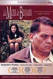 La mujer de Benjamín Poster