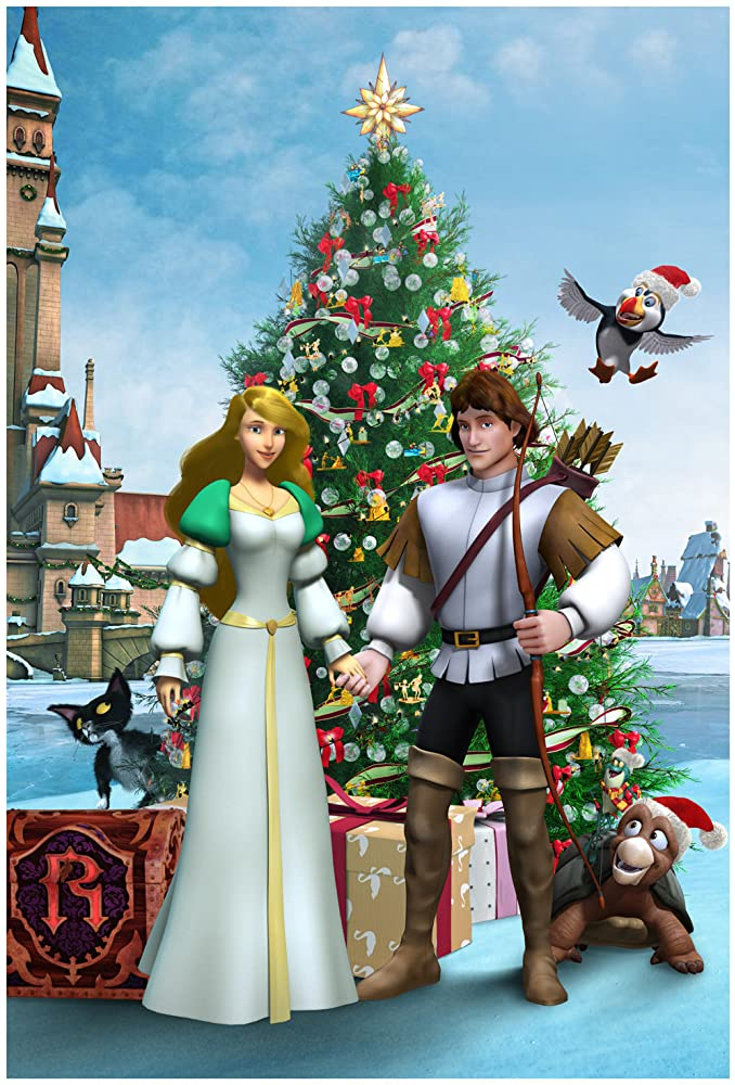 The Swan Princess Christmas (2012)