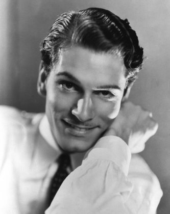 Laurence Olivier circa 1934 © 1978 Ernest A. Bachrach