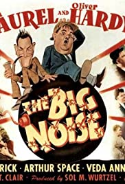 The Big Noise (1944) Poster - Movie Forum, Cast, Reviews