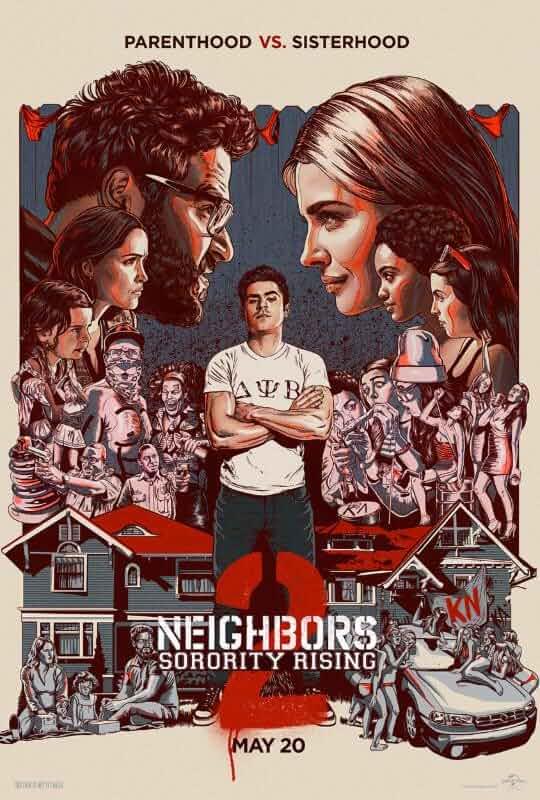Neighbors 2 Sorority Rising 2016 English Full Movie 720p BluRay full movie watch online freee download at movies365.lol