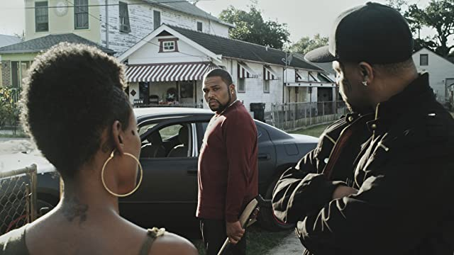 Anthony Anderson in The Power of Few (2013)