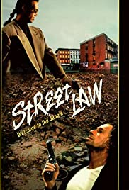 Street Law (1995) Poster - Movie Forum, Cast, Reviews