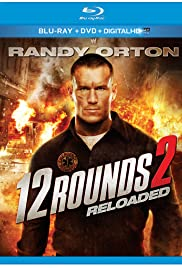 12 Rounds 2: Reloaded Poster