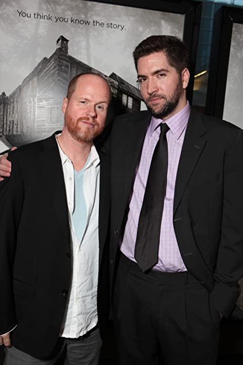 Joss Whedon and Drew Goddard at an event for The Cabin in the Woods (2012)