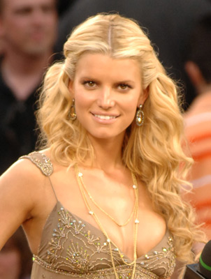 Jessica Simpson at an event for The Dukes of Hazzard (2005)