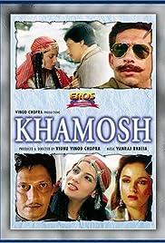 Khamosh(1985) Poster - Movie Forum, Cast, Reviews