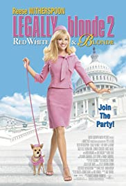 Legally Blonde 2: Red, White & Blonde  Poster