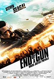 End of a Gun (2016) Poster - Movie Forum, Cast, Reviews