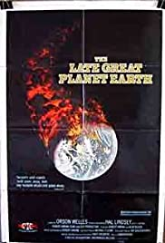 The Late Great Planet Earth Poster