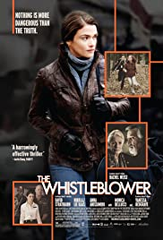 The Whistleblower (2010) Poster - Movie Forum, Cast, Reviews