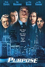Purpose(2002) Poster - Movie Forum, Cast, Reviews