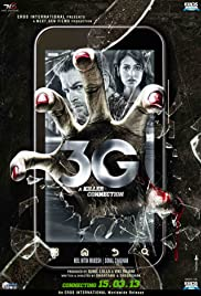 3G - A Killer Connection Poster