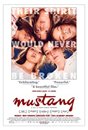 Mustang (2015) Poster - Movie Forum, Cast, Reviews