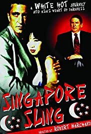 Singapore Sling Poster