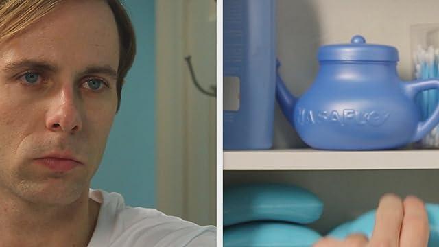 Garrett Allain in Lavender and Peroxide (2011)
