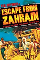 Image of Escape from Zahrain