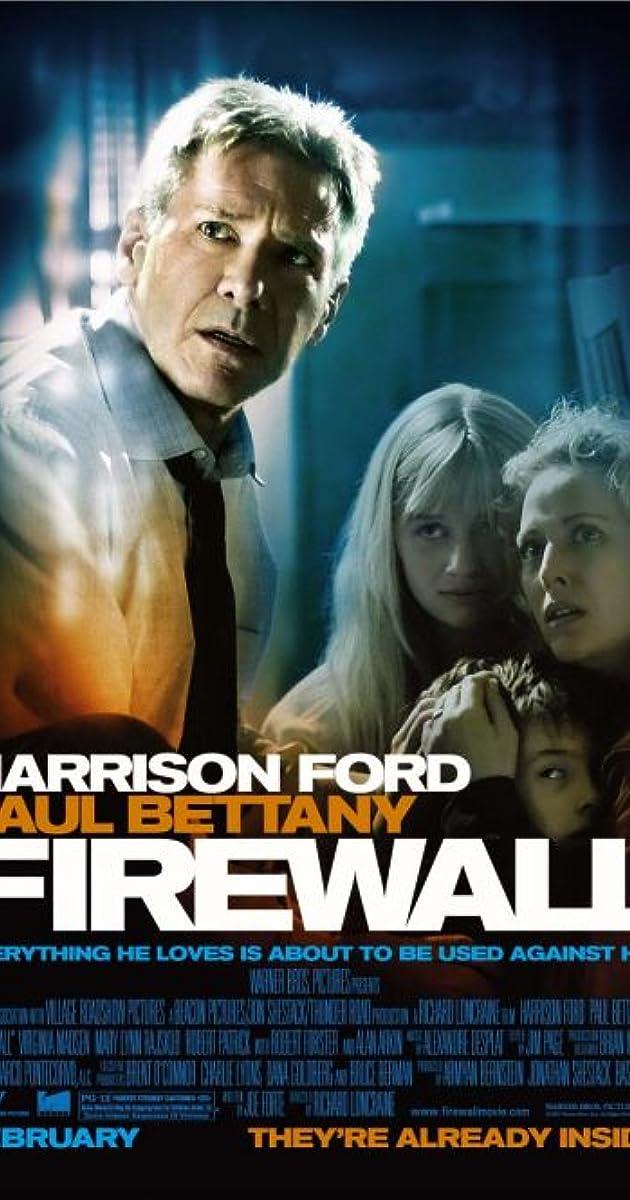 Ugnies siena / Firewall (2006) Online