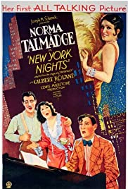 New York Nights (1929) Poster - Movie Forum, Cast, Reviews