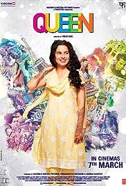 Queen(2013) Poster - Movie Forum, Cast, Reviews