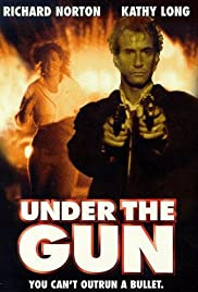 Under the Gun (1995) Poster - Movie Forum, Cast, Reviews