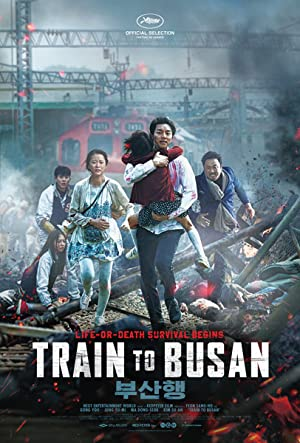 Estación Zombie(Train to Busan) - 2016