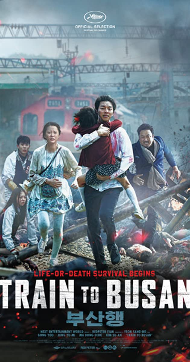 Traukinys į Busaną / Train to Busan (2016) Online