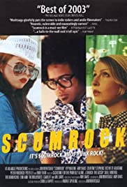 Scumrock Poster