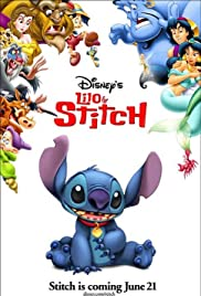 Lilo & Stitch (2002) Poster - Movie Forum, Cast, Reviews