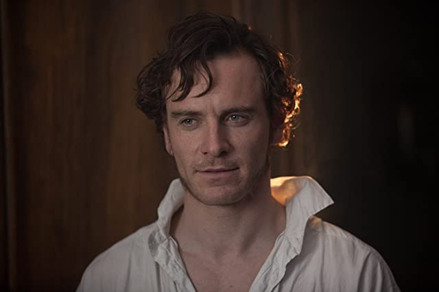 Michael Fassbender in Jane Eyre (2011)