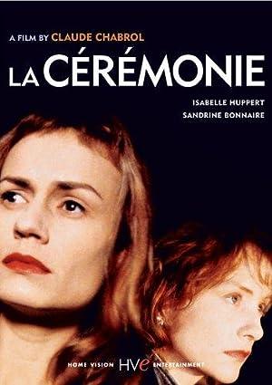 La Cérémonie poster