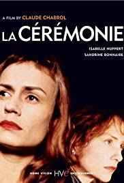 La Cérémonie (1995) Poster - Movie Forum, Cast, Reviews