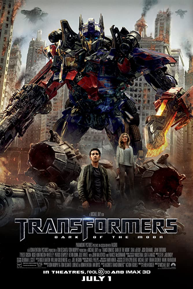 Transformers: Dark of the Moon (2011) Tagalog Dubbed