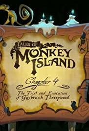 Tales of Monkey Island: Chapter 4 - The Trial and Execution of Guybrush Threepwood Poster