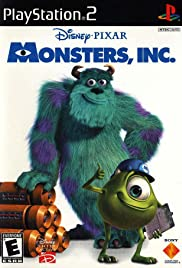 Monsters, Inc. (2001) Poster - Movie Forum, Cast, Reviews