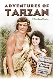 The Adventures of Tarzan Poster