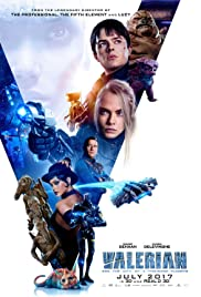 Valerian and the City of a Thousand Planets (Hindi)