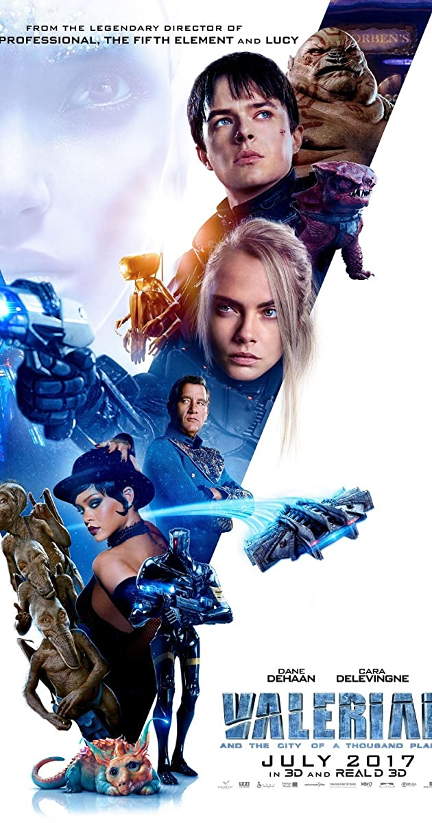 valerian and the city of a thousand planets 2017 soundtracks imdb