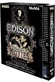Edison: The Invention of the Movies Poster