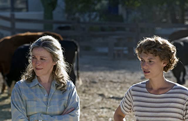Claire Danes and Catherine O'Hara in Temple Grandin (2010)