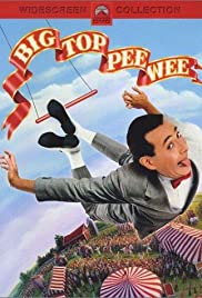 Big Top Pee-wee Poster