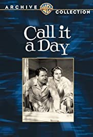 Call It a Day Poster