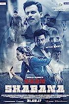 Naam Shabana (2017) Poster