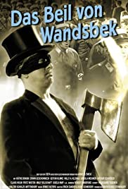 The Axe of Wandsbek (1951) Poster - Movie Forum, Cast, Reviews