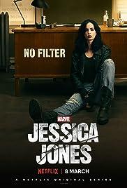 Jessica Jones Poster - TV Show Forum, Cast, Reviews