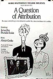 A Question of Attribution Poster