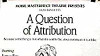 A Question of Attribution