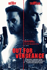 Out for Vengeance Poster