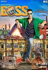 Boss(2013) Poster - Movie Forum, Cast, Reviews