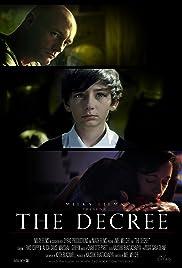 The Decree Poster